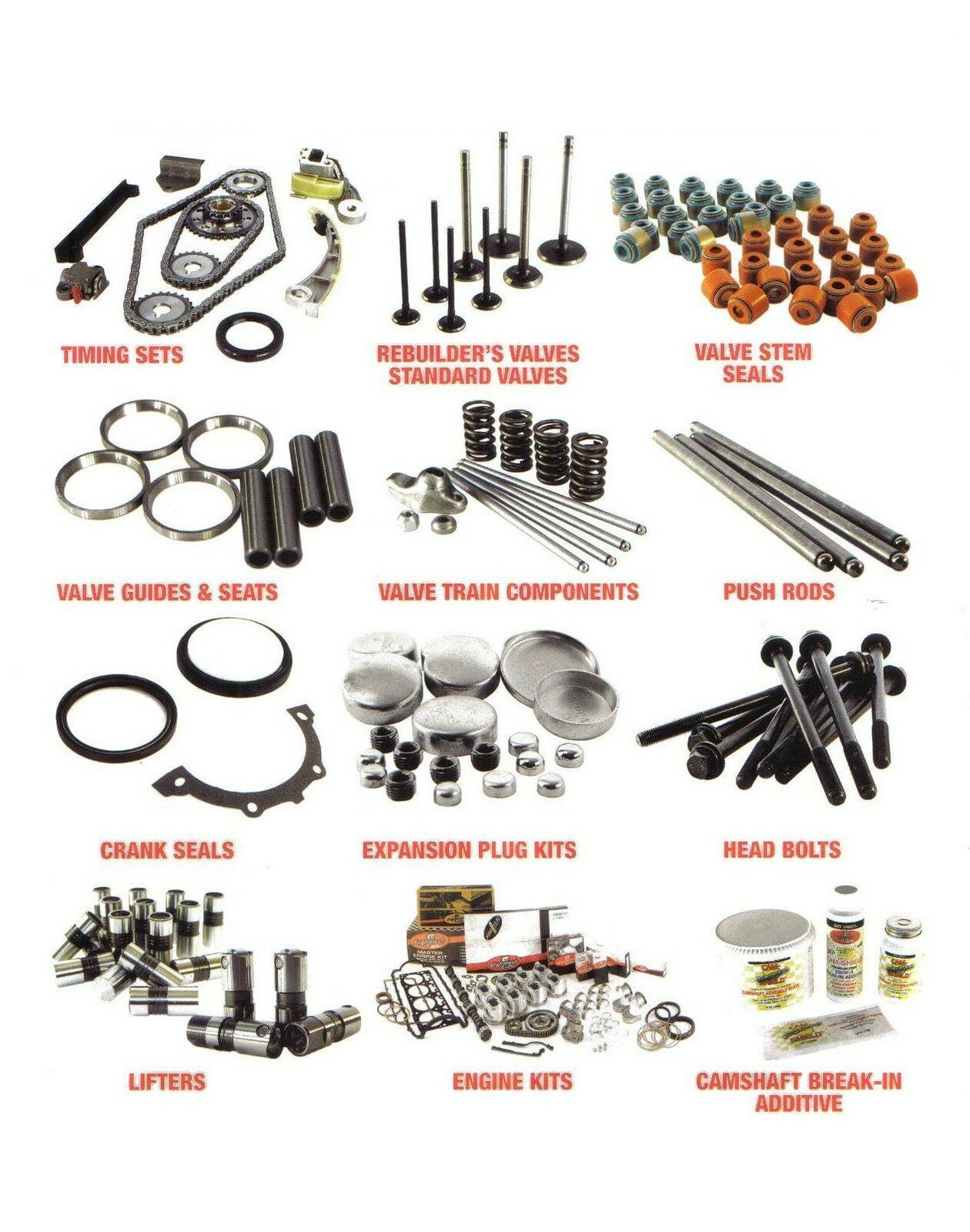 Allstate Engine Parts / DNJ Product