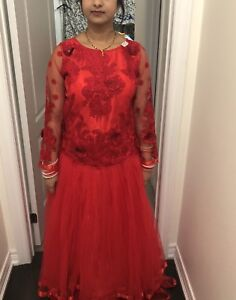 Indian pakistani ladies party wear outfit and alterations Lehnga