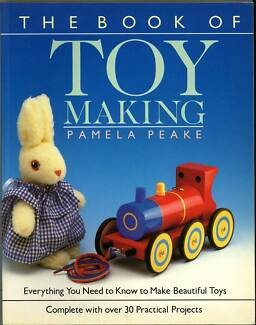 TOYMAKING BOOK Manly West Brisbane South East Preview