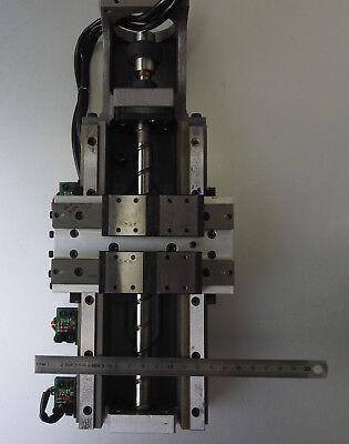 Linear Precision Ballscrew Actuator Z-axis 14cm Travel