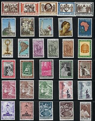 Vatican - Beautiful Collection of MNH Stamps.................A 508