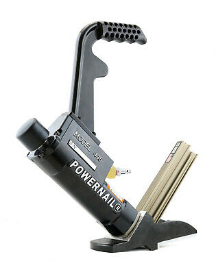 Powernail Model 445lsw 16-gauge Pneumatic Cleat Nailer For Hardwood Flooring