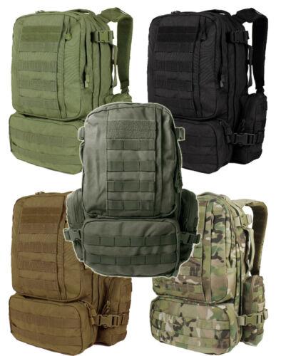 Condor 169 Convoy MOLLE Tactical Camping Hiking Hunting Patrol Bag Backpack