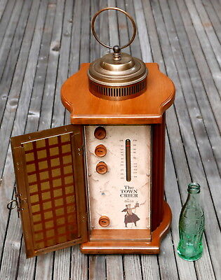 Guild Town Crier Model 380T AM/FM Antique Tube Radio From 1956 Working Well