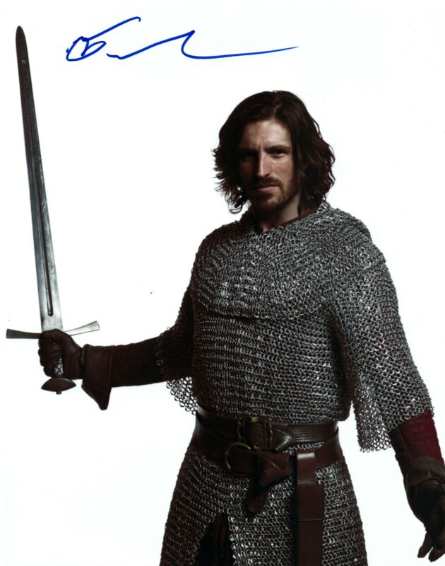 Game Of Thrones Eoin Macken Autographed Signed 8x10 Photo GoT