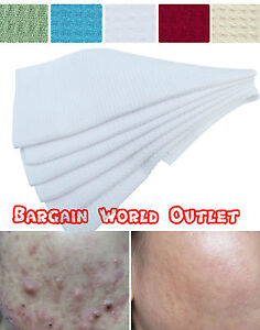 Microdermabrasion Exfoliating Face Cloth ACNE SCARS WRINKLES STRETCHMARKS SPOTS