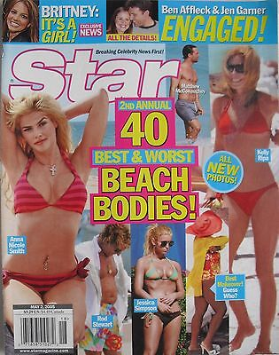 Kelly Ripa   Anna Nicole Smith May 2005 Star Magazine