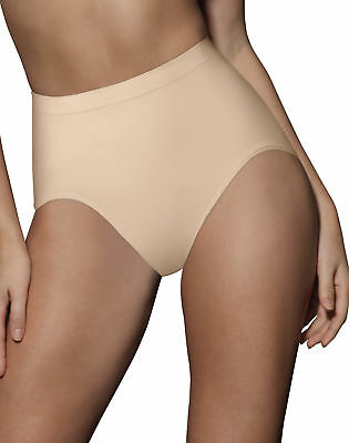 Bali Ultra Control Seamless All-over Smoothing Brief 2-Pack�Firm Tummy Control