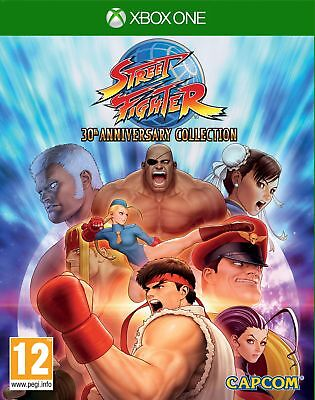 Street Fighter 30th Anniversary Colectionl Xbox One