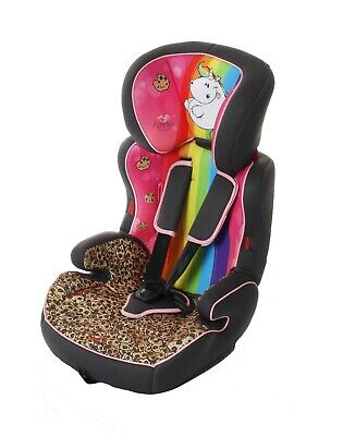 Osann Kinderautositz Lupo Pummeleinhorn (ca.  9 Monate bis 12 Jahre)