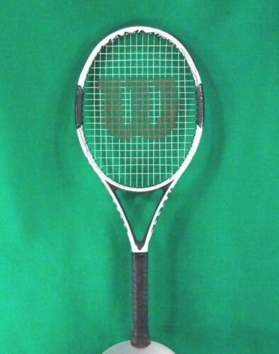 Wilson Hammer 6 Carbon Matrix OS 110 Tennis Racket 4 3/8