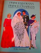 Princess Diana and Prince Charles Paper Dolls