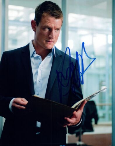 Philip Winchester Signed Autograph 8x10 Photo Strike Back Chicago Justice COA VD