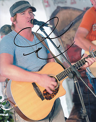 Jerrod Niemann autograph / auto / signed 8x10 photo COA