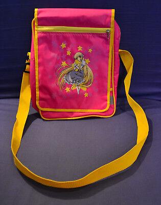 Chi Chobits Tasche Umhängetasche CLAMP pink