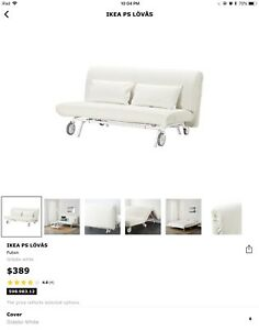 IKEA PS sofabed frame