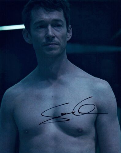 Simon Quarterman Signed Autographed 8x10 Photo Westworld Actor Shirtless COA