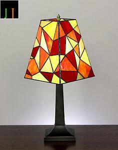 Tiffany Leadlight Lamps Ebay
