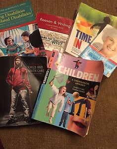 Child and youth care first year textbooks
