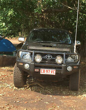 Toyota Hilux SR5 work like a dream mechanically sound Malak Darwin City Preview
