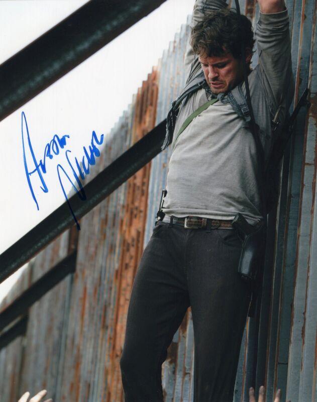 Austin Nichols The Walking Dead Spencer Monroe Signed 8x10 Photo w/COA #1