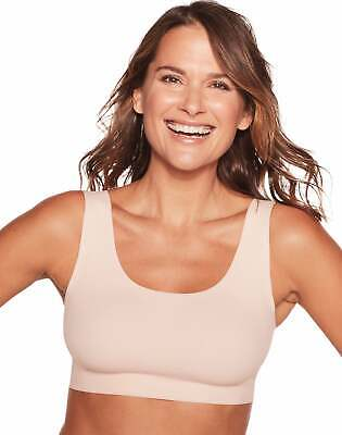 Bali Wirefree Bra Seamless Comfort Revolution EasyLite Pullover Back Smoothing