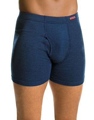 Hanes Men's Boxer Briefs 4 Pack ComfortSoft Waistband TAGLESS Underwear FreshIQ (Hanes Comfortsoft Waistband)