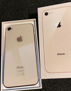 iPhone 8 256gb unlocked Gold