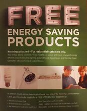 FREE energy saving Globes,shower heads and power controllers Adelaide CBD Adelaide City Preview