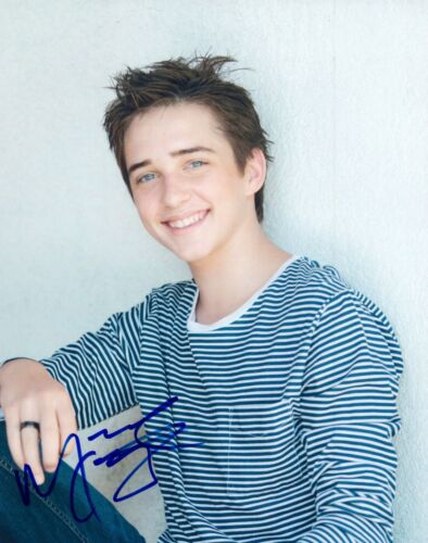 Michael Campion Signed Autographed 8x10 Photo FULLER HOUSE Child Actor COA