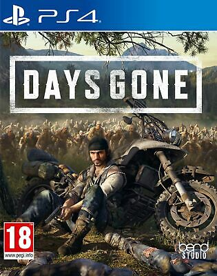 Days Gone (PS4) Brand New & Sealed Free UK P&P UK PAL