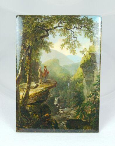 "Crystal Bridges Museum of American Art SOUVENIR MAGNET ""Kindred Spirits"""