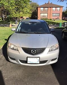 2004 Mazda3 GS - Low KM