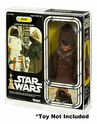 Star Wars Jawa Doll 12 Inch Series Display Case (large Size Action Figure)