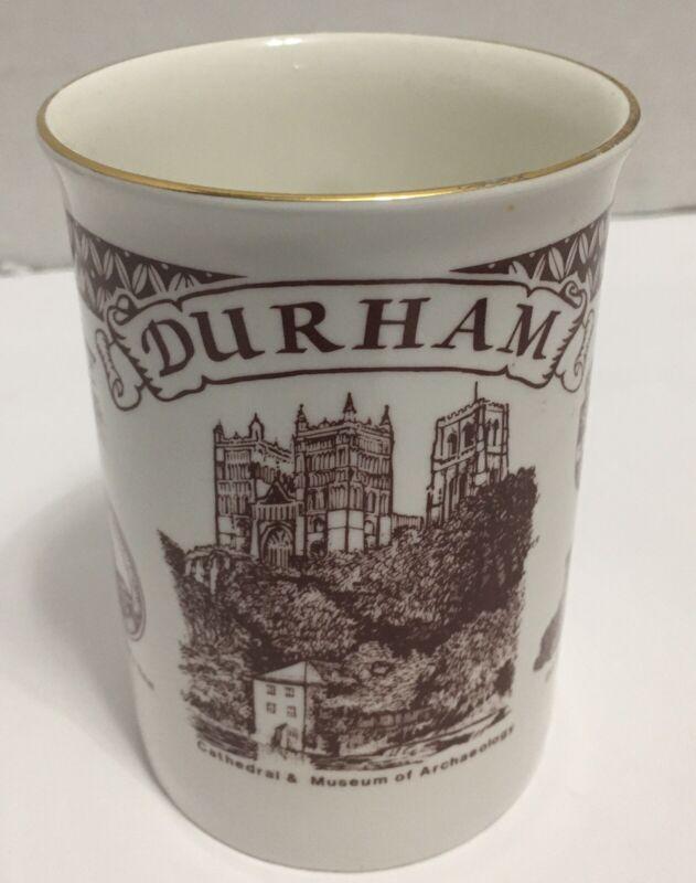 Pyramid Pottery Durham England Tea/Coffee Cup StoneOnTrentStaffordshireEngland