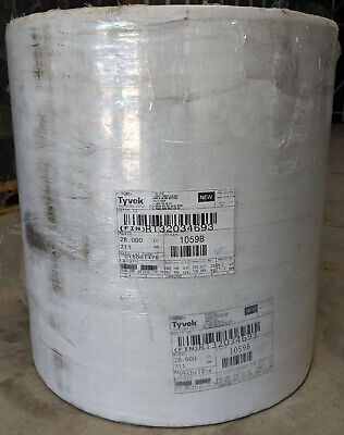 Tyvek 28 X 7638 Roll Housewrap Spool Building Supply Residential Or Commercial