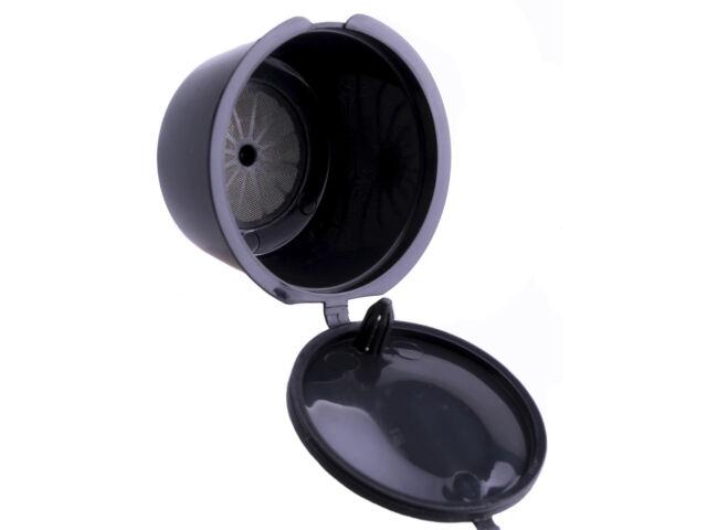 3 Stk Nachfüll Kapseln für NESCAFE Dolce Gusto Kaffee Wiederverwendbar Refill