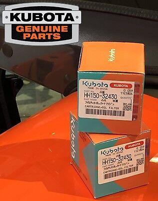 Genuine Kubota Tractor Engine Oil Filter Bx Series Hh150-32430 2