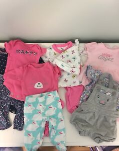 Newborn clothing and accessories
