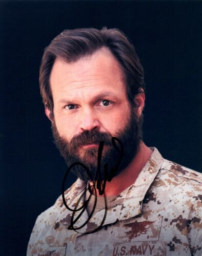 Judd Lormand Signed Autographed 8x10 Photo SEAL TEAM Actor COA