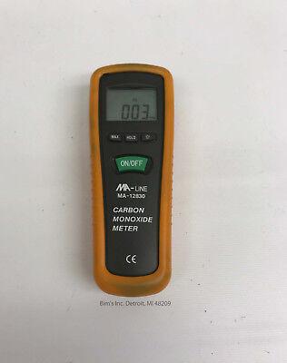 MA-Line Carbon Monoxide Meter MA-12830