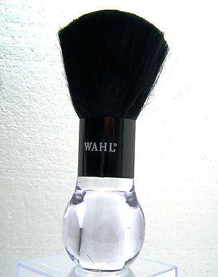 Nackenpinsel  WAHL  ca 17 cm hoch, schwarz