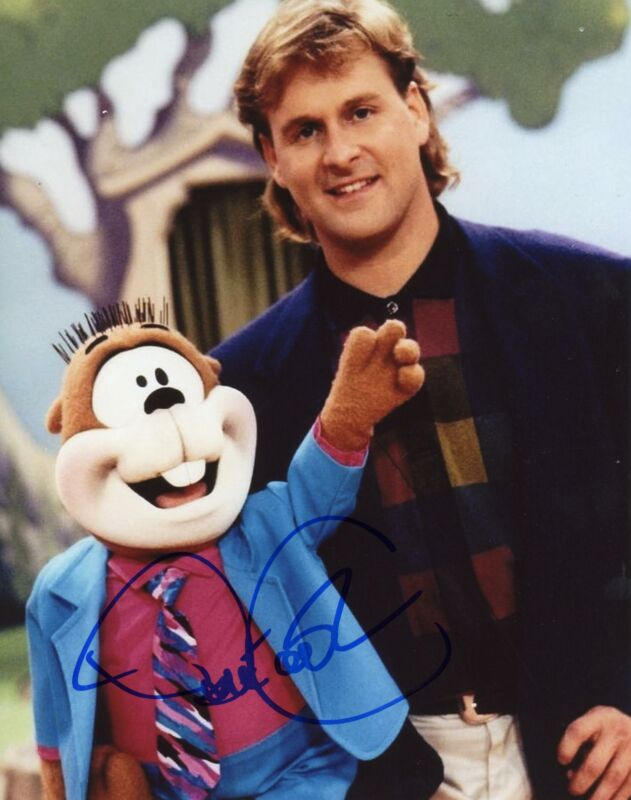 "Dave Coulier ""Full House"" AUTOGRAPH Signed 8x10 Photo ACOA"