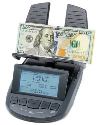 Ratiotec RS 2200 Professional Money Counting Scale