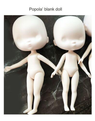 POPOLA blank doll,Holala,Odododoll,Neoblythe Doll,iroadol, friend,Ppinkydolls