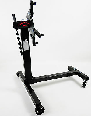 Professional Swivel Transmission Gearbox Engine Stand Mount Support 1000LB 450KG