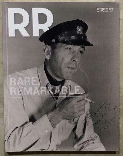 RR AUCTION CATALOG ENTERTAINMENT, HISTORICAL , POP CULTURE, NASA SPACE, SPORTS