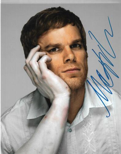 "Michael C. Hall ""Dexter"" Autogramm signed 20x25 cm Bild"