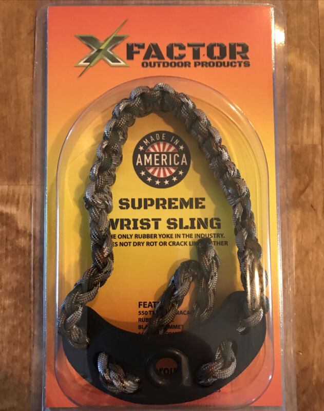 NEW X-Factor Outdoor Products Supreme Wrist Sling NIP