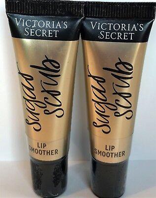 6df32c8fd4989 Средство по уходу за губами или бальзам для губ Victoria's Secret X2 Sugar  Scrub Lip Smoother W/ Coco Butter & ...
